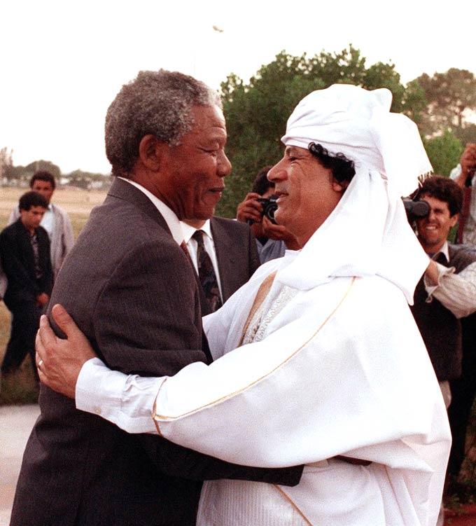 mandela-gaddafi