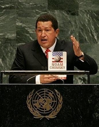 President Chávez Full Speech at the UN SC September 20, 2006 – LIBYA 360° ARCHIVES